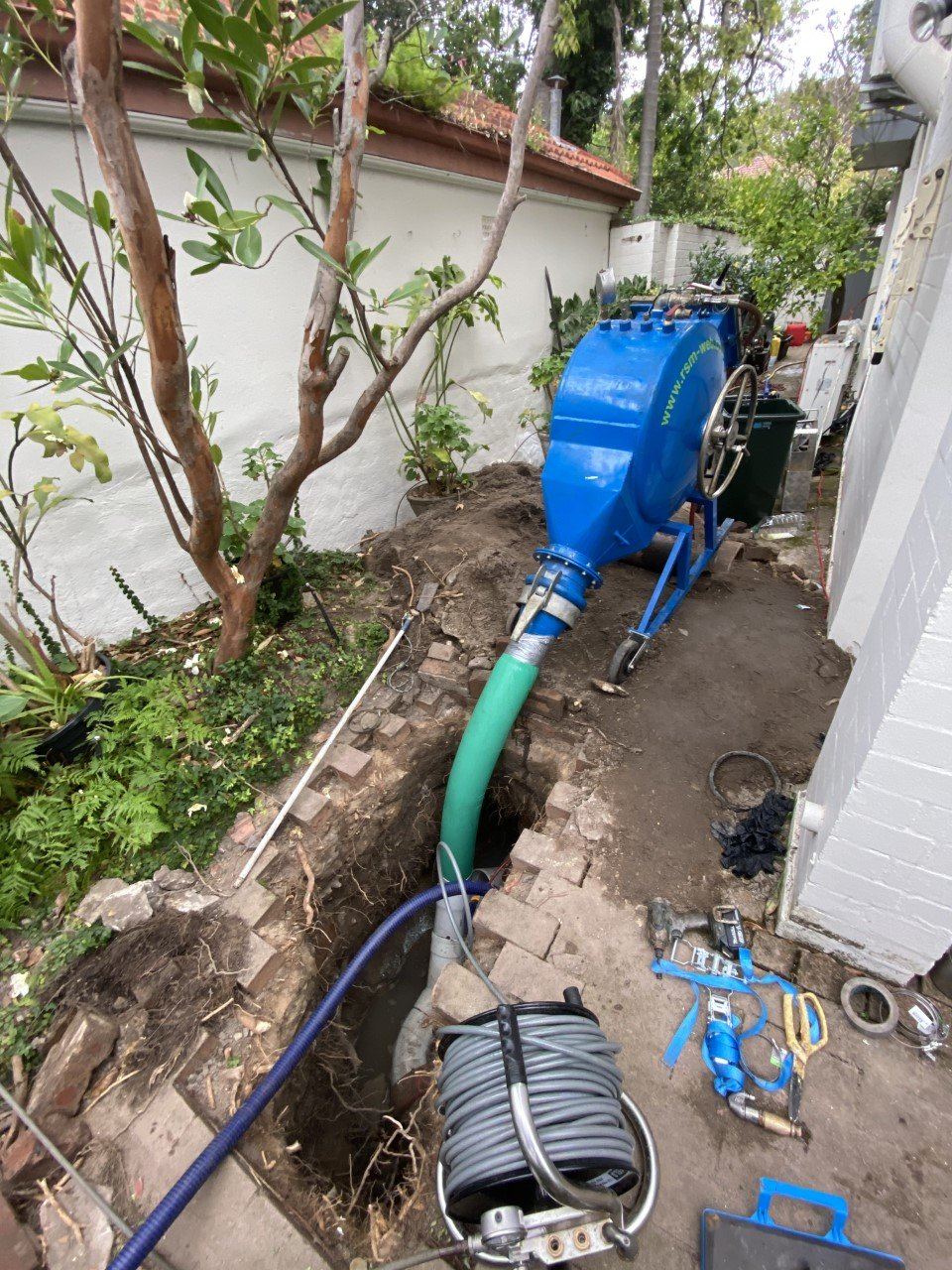 The Hows and Whys of Sewer Pipe Relining